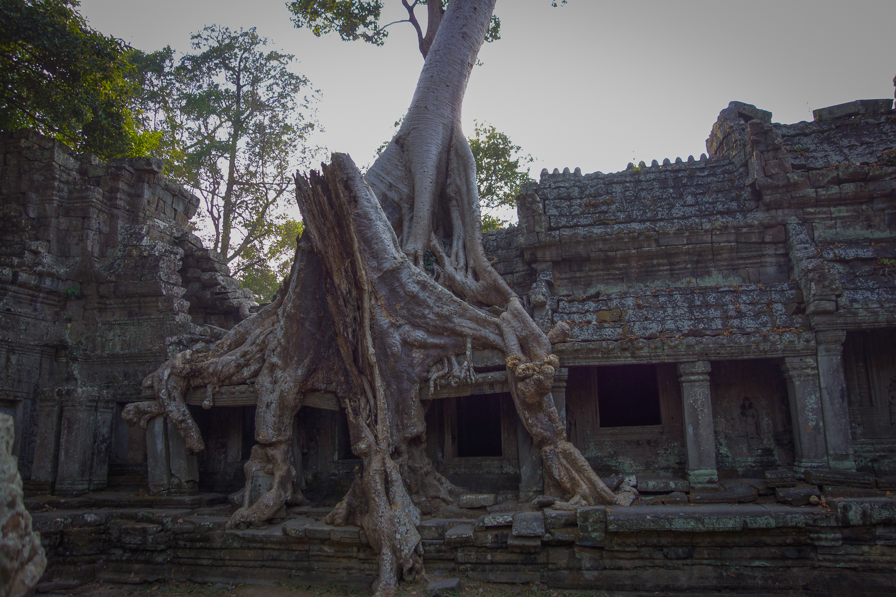Invaded Preah Khan